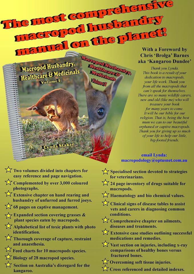 Misc - Kangaroos book